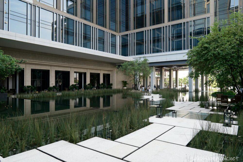 バンコク川沿い最新ホテル【フォーシーズンズホテルバンコク】のアフタヌーンティー[PR]