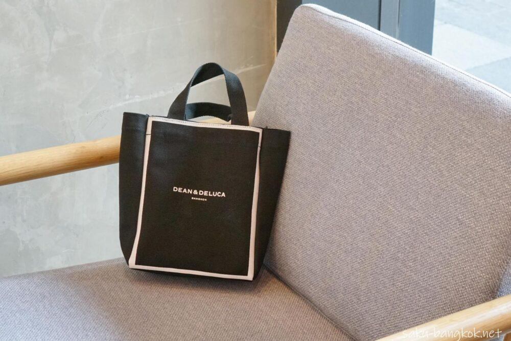 DEAN&DELUCAのバンコク限定メトロポリタントートバッグ[PR]