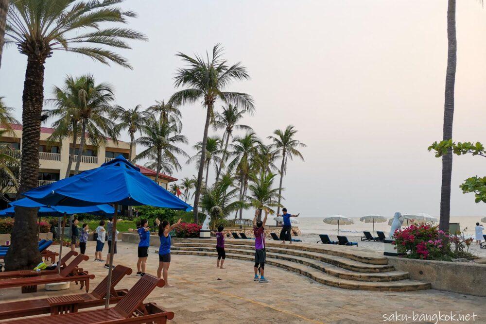 【デュシタニホアヒン】アクティビティ充実!子供から大人まで楽しめるビーチリゾート[PR]