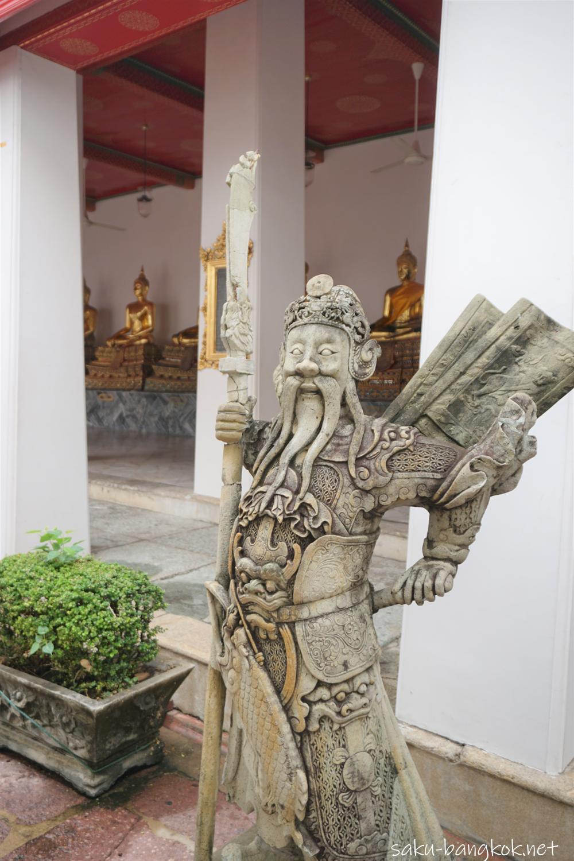 バンコク三大寺院【ワットポー(涅槃仏寺院)】私なりの見どころを紹介