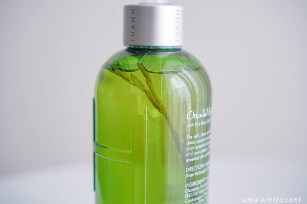 【THANN(タン)】シャワージェル(オリエンタルエッセンスの香り)レビュー