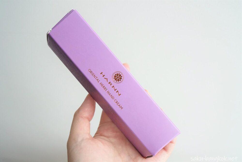 HARNN(ハーン)オリエンタルハーブの香り ハンドクリーム