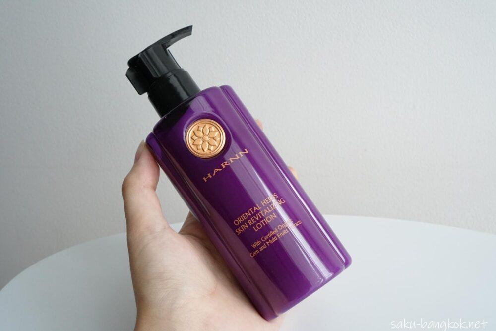 HARNN(ハーン)オリエンタルハーブの香り ボディーローション